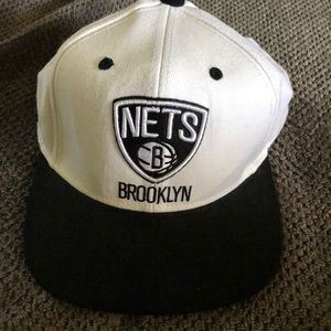 Brooklyn Nets Snap back cap never worn